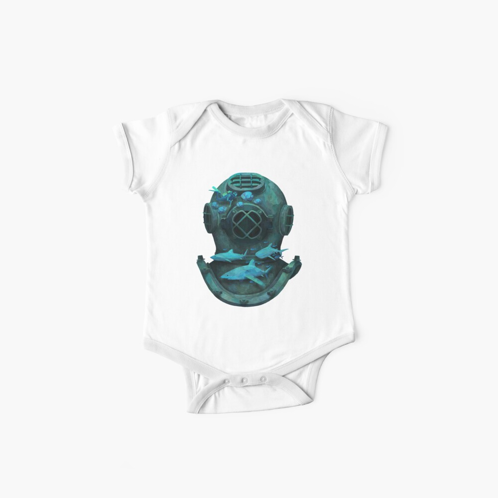 Deep diving Baby One-Piece