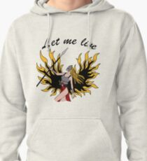 Let Me Live Claire Redfield Pullover Hoodie