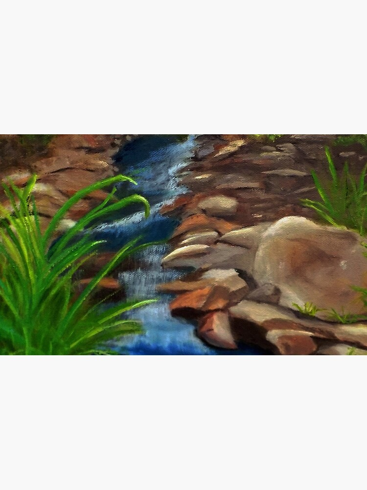 Woodland Creek by irenebernhardt