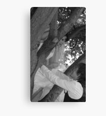the look of LOVE in bw        #3097 Canvas Print