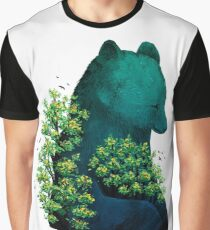 Nature's Embrace Graphic T-Shirt