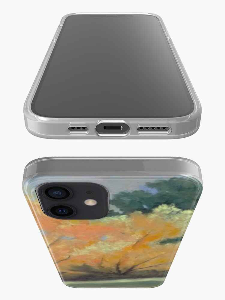 Alternate view of Trees iPhone Case & Cover