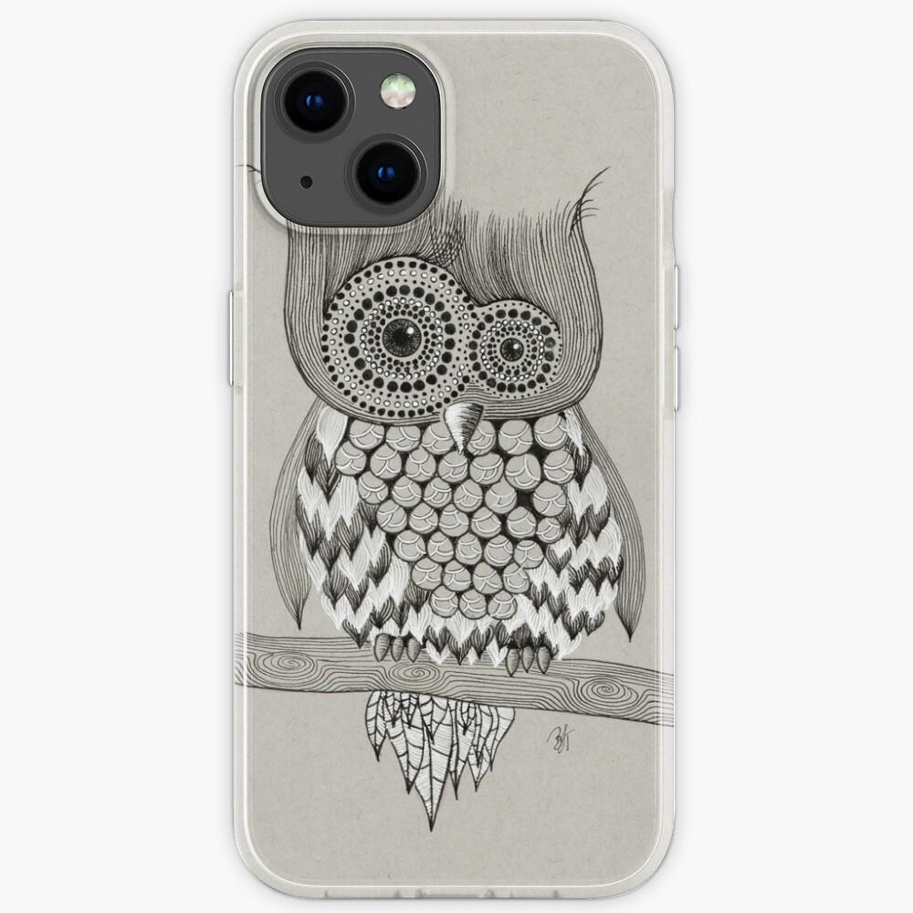 Rupert Owl iPhone Case