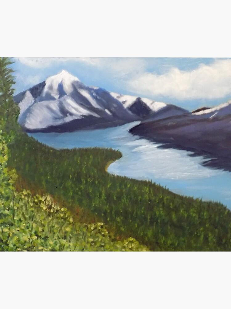 Alaska by irenebernhardt