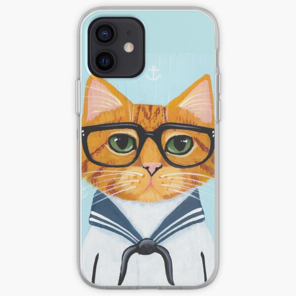 The Little Sailor iPhone Soft Case