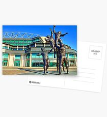 Twickenham Stadium - The Home of English Rugby - HDR Postcards
