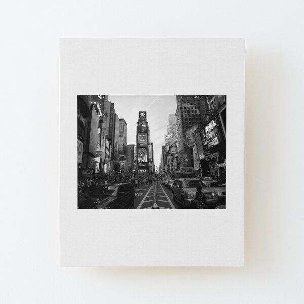 I Lived New York City Wood Mounted Print