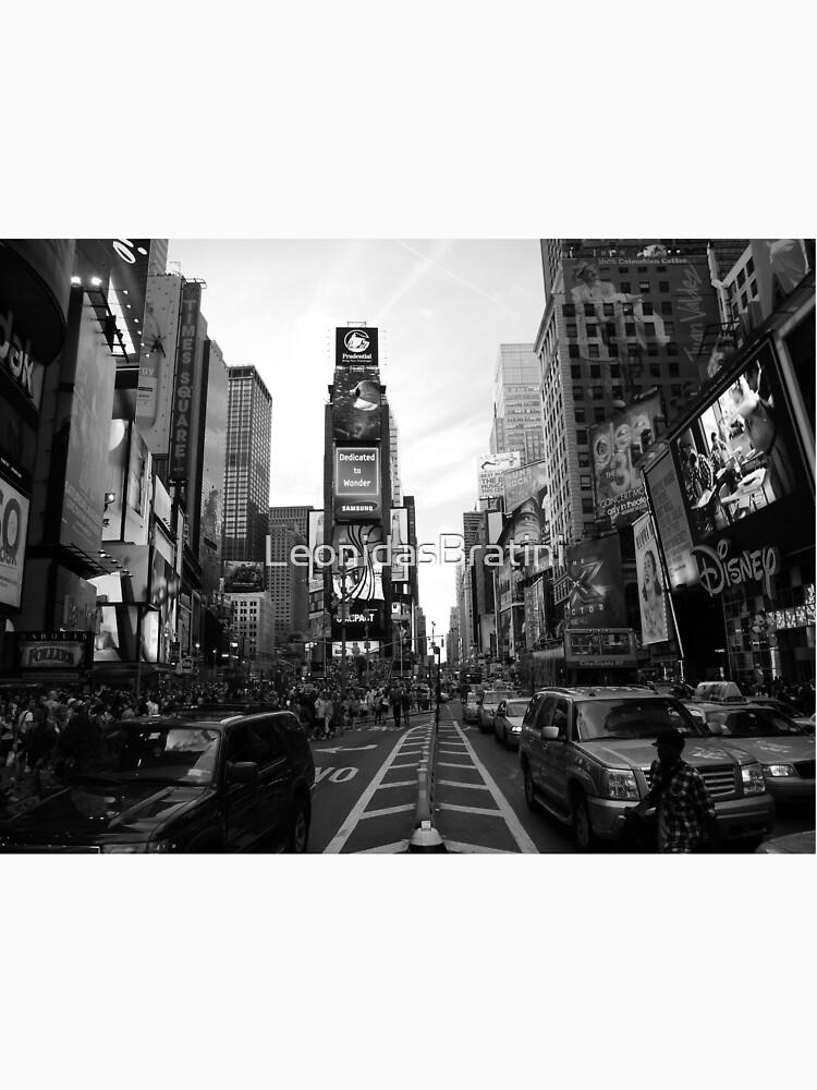 I Lived New York City by LeonidasBratini