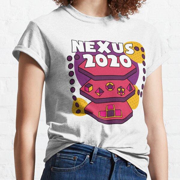 Nexus Online Exclusive - Pink Classic T-Shirt