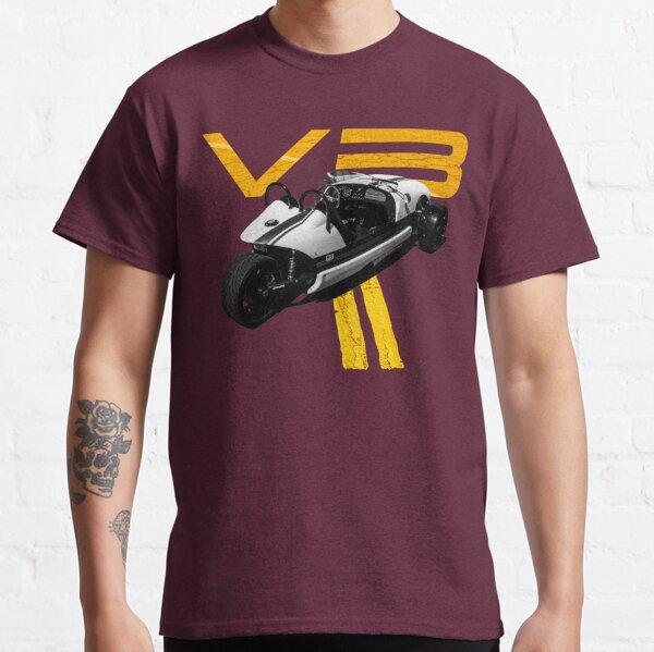 Vanderhall Venice Carmel Laguna V3 3-Wheeler Classic T-Shirt