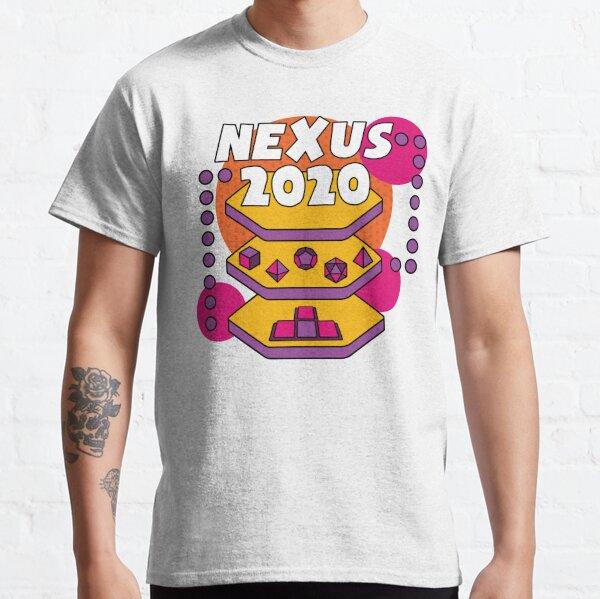 Nexus Online Exclusive - Yellow Classic T-Shirt
