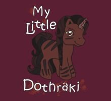My Little Dothraki