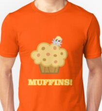 Derpy (Ditzy Doo) - Muffins! - (My Little Pony Friendship is Magic) T-Shirt