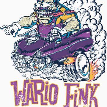 Wario Fink w/Text by Razz007