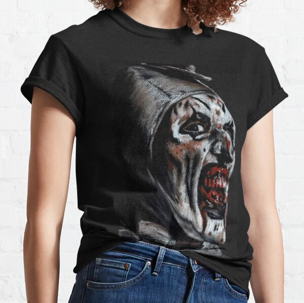 A is for Art the Clown Classic T-Shirt