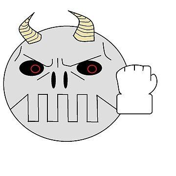 demon fist by mrbozums