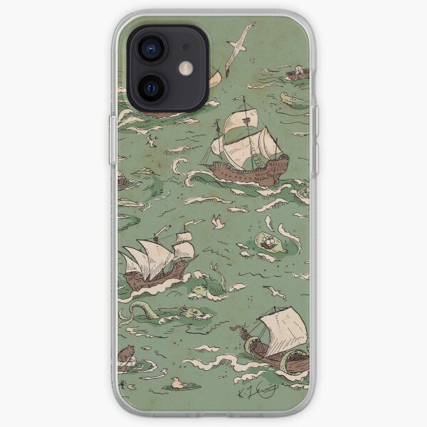 Ships a-sailing iPhone Soft Case