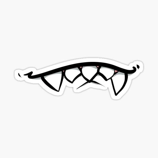 Monster Maws: Wilhelmina Sticker