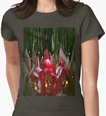 Lucciole in a tulip garden T-Shirt