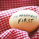 No Argument!!!! by peterrobinsonjr