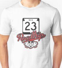 Wisconsin Roadtrip 23 Unisex T-Shirt