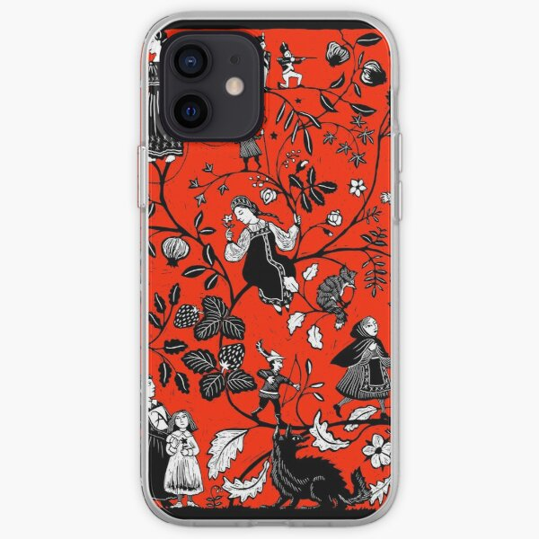Scarlet iPhone Soft Case
