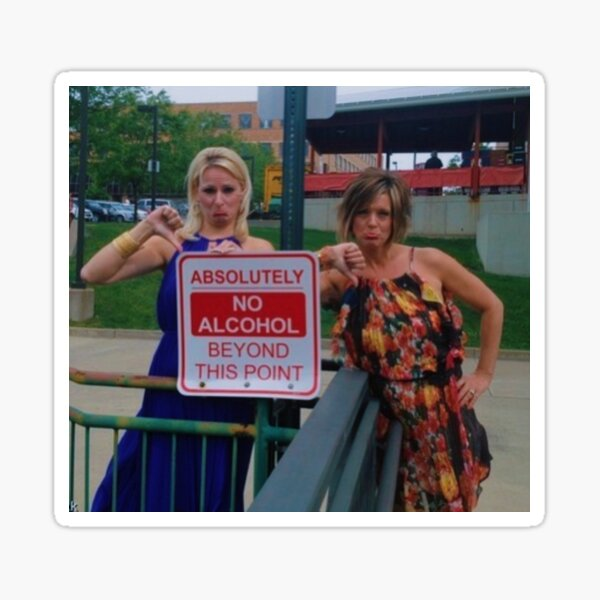 Dance Moms Glossy Sticker