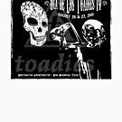 Dia de Los Toadies T-Shirt - Light Colors by [original geek*] clothing