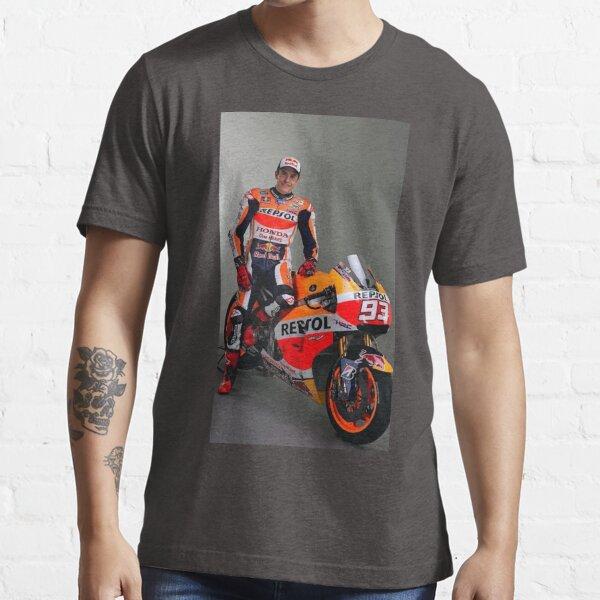 Marc Márquez 002 Camiseta esencial