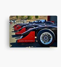 Infineon Race Track Canvas Print