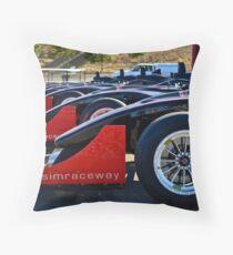 Infineon Race Track Throw Pillow
