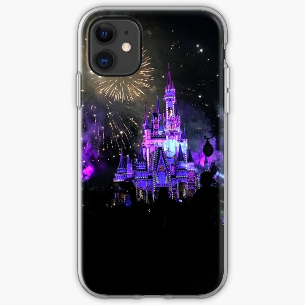A Summer of Fireworks iPhone Soft Case