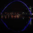 The Millennium Bridge by Reinhardt