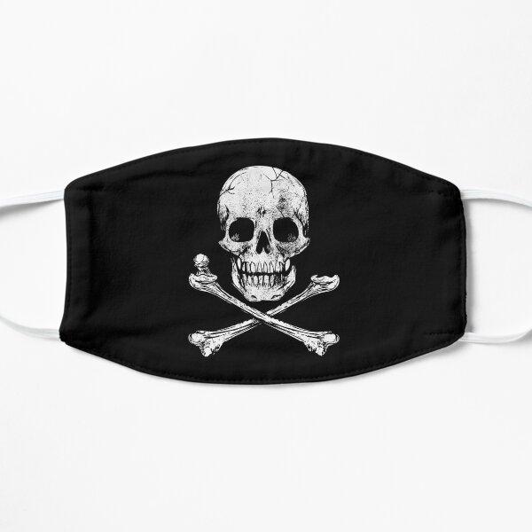 Skull and Crossbones (distressed design) Mask