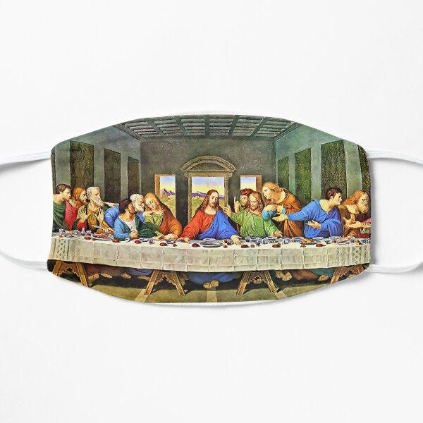 Original Last Supper Painting Flat Mask
