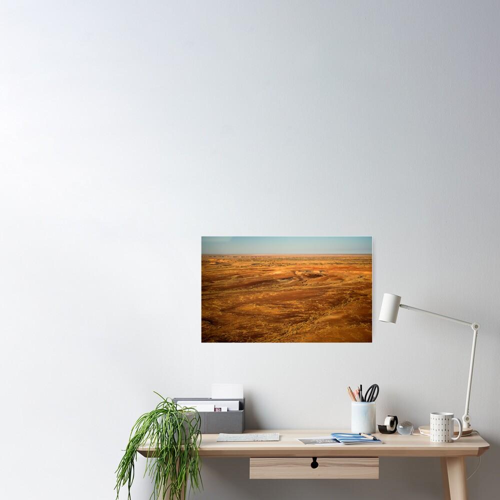 Lake Eyre 1 Poster