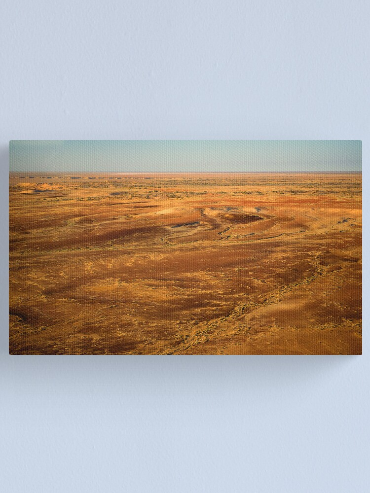 Alternate view of Lake Eyre 1 Canvas Print