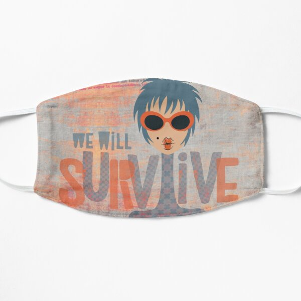 We Will Survive Mask