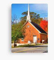 Light House Christian Fellowship Church Canvas Print