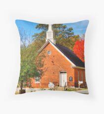 Light House Christian Fellowship Church Throw Pillow