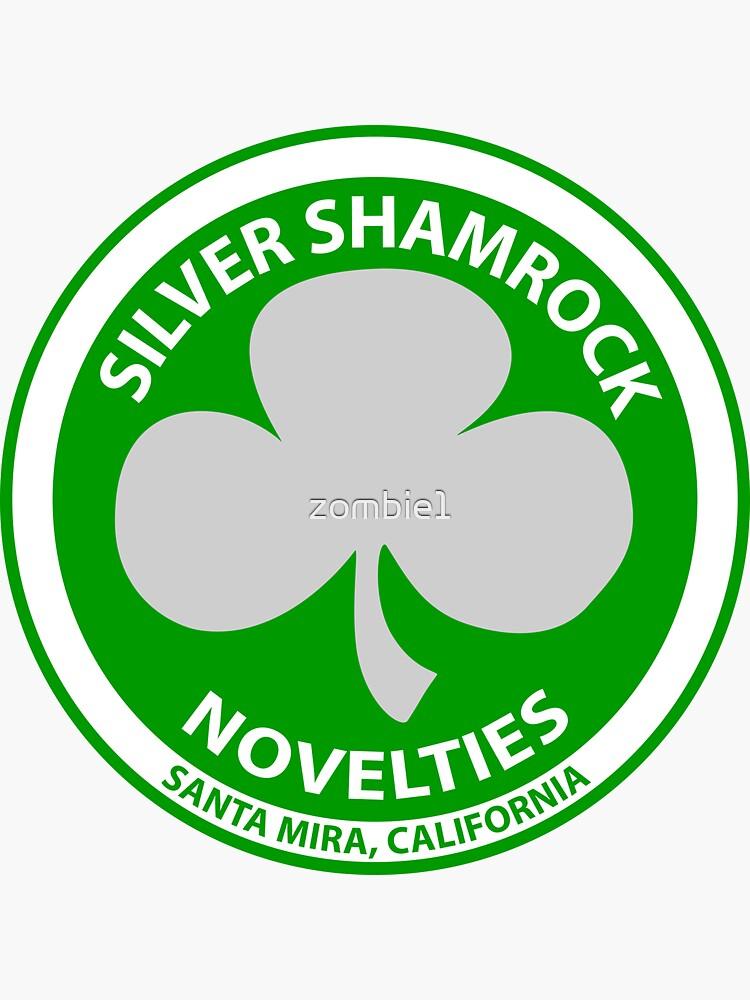 Silver Shamrock Novelties - Halloween 3, season of the witch by zombie1