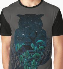 Owlscape Graphic T-Shirt