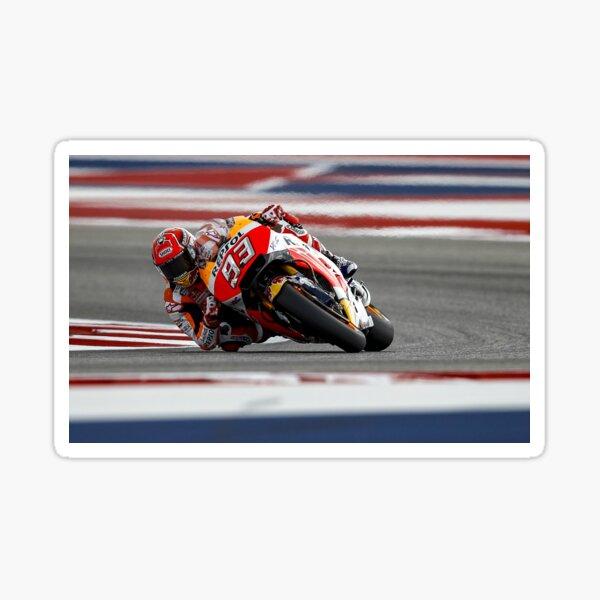 Marc Marquez 004 Sticker