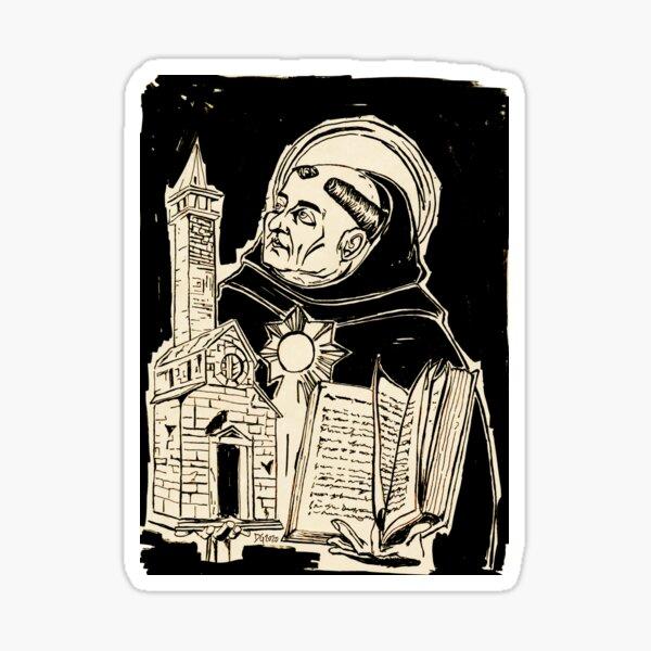 Saint Thomas Aquinas Sticker