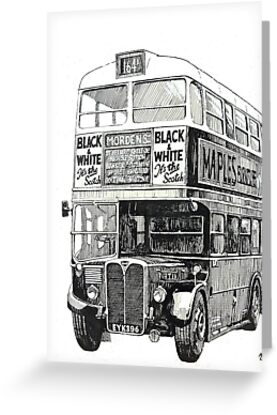 London Transport RT 1 by Mike Jeffries