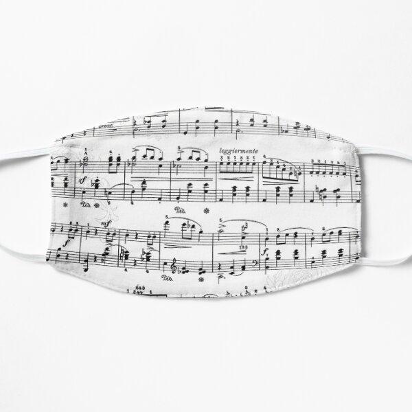 Sheet Music Mask
