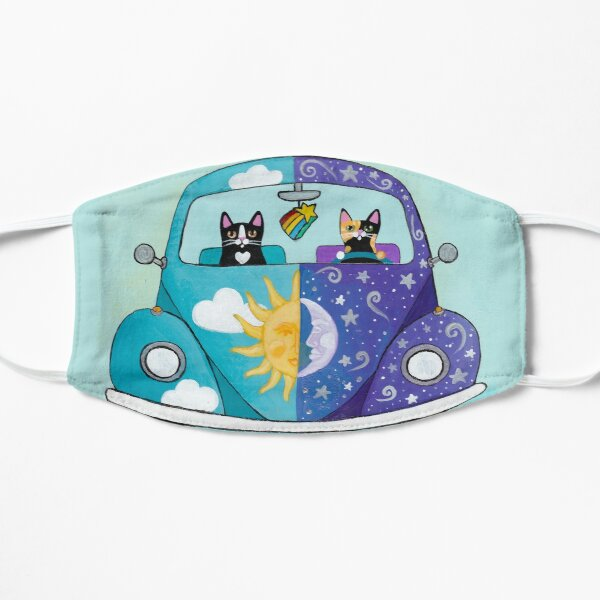 Sunny & Luna Go For A Drive Mask
