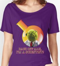 Dr. Bunsen Honeydew. Women's Relaxed Fit T-Shirt