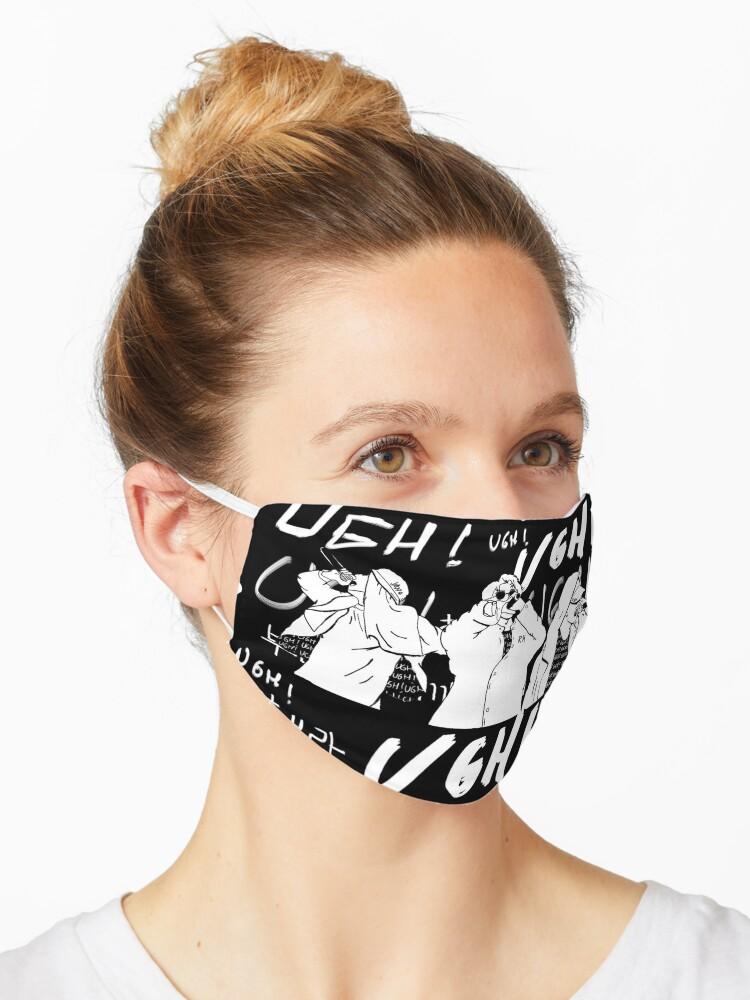 J Hope Mask