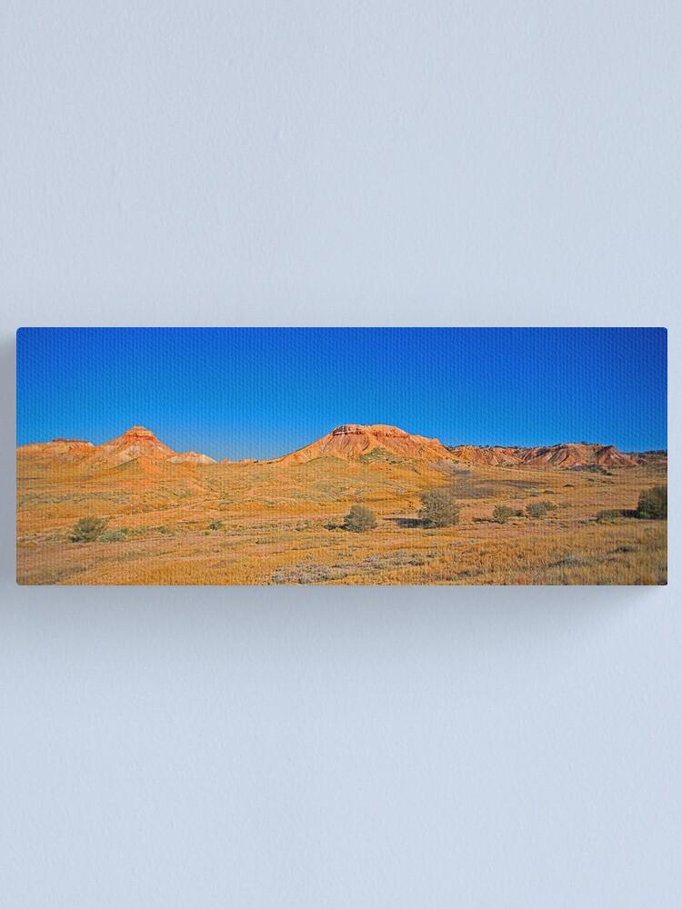 Alternate view of Painted Desert Hills 1 Canvas Print